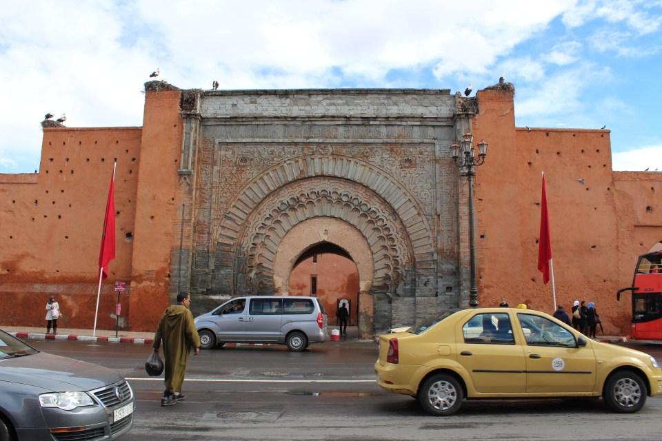 Gate Bab Agnaou