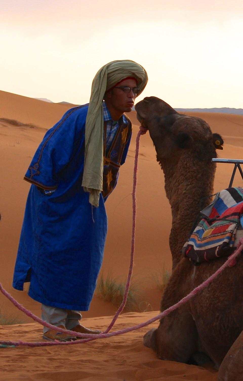 Berber Camel Guide