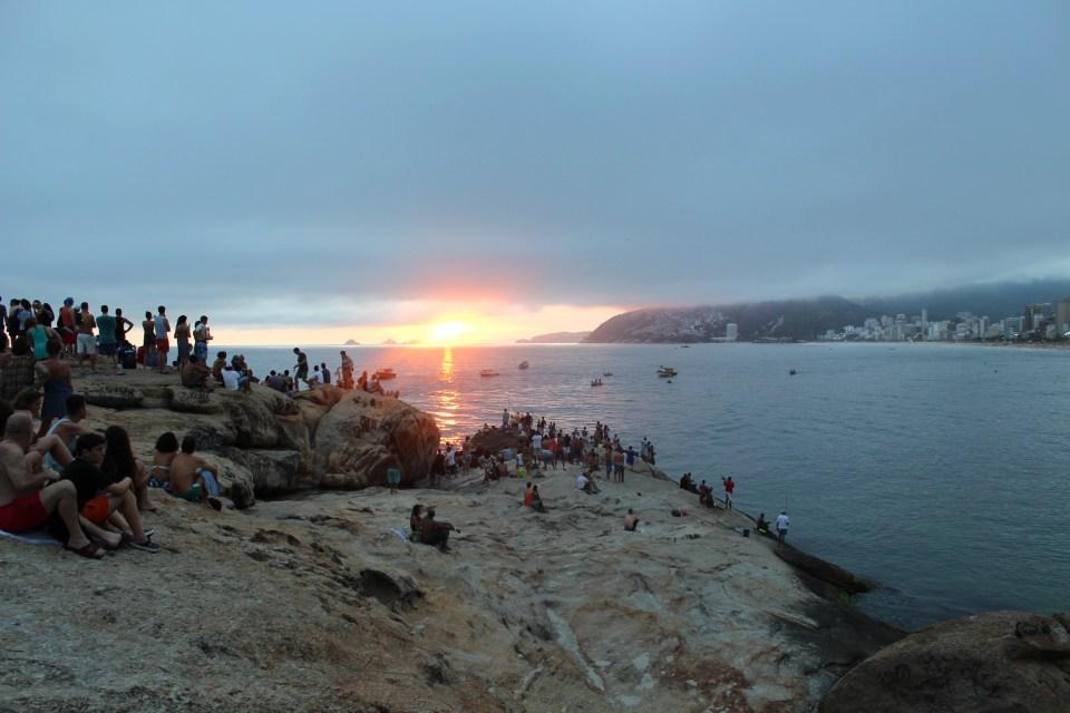 Arpoador Sunset
