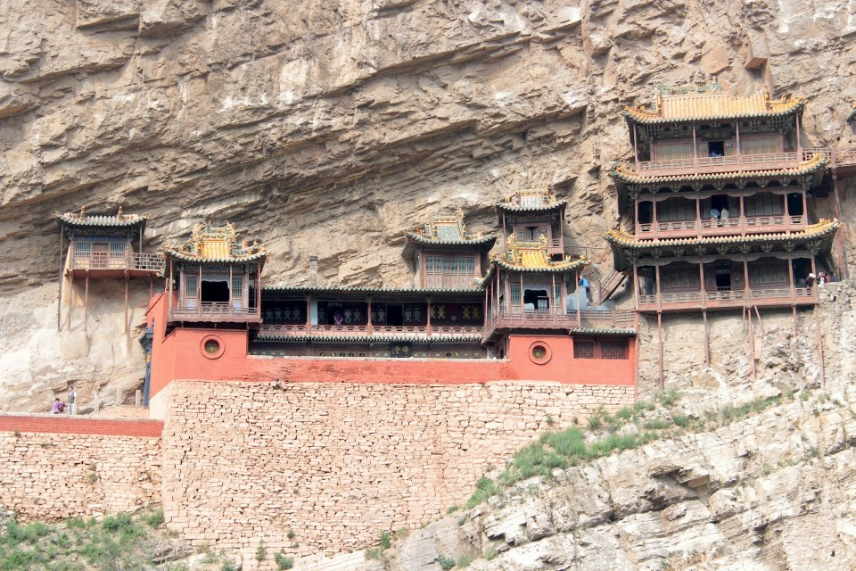 Hanging Temple Datong 4
