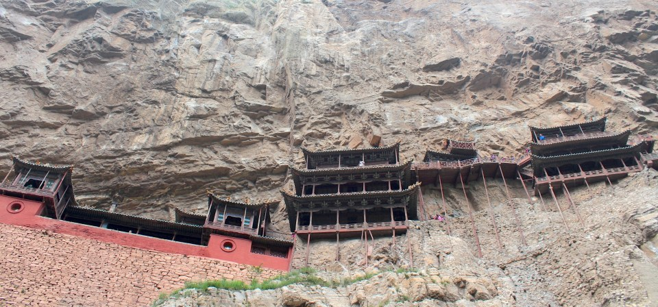 Hanging Temple Datong 5
