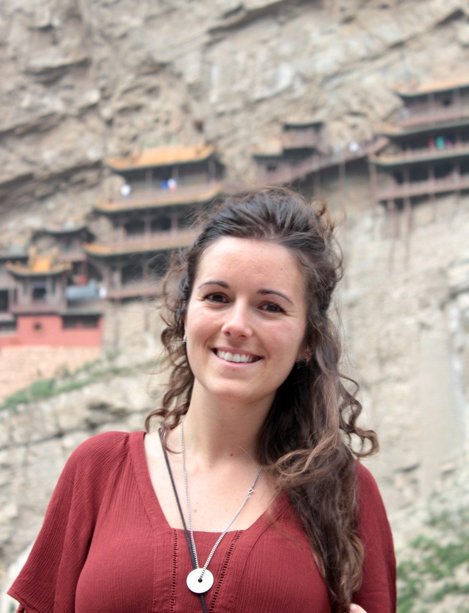 Hanging Temple Datong 6