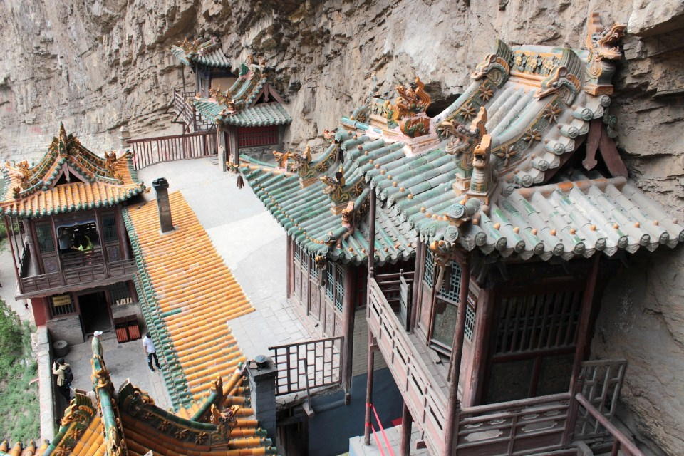 Hanging Temple Datong 9