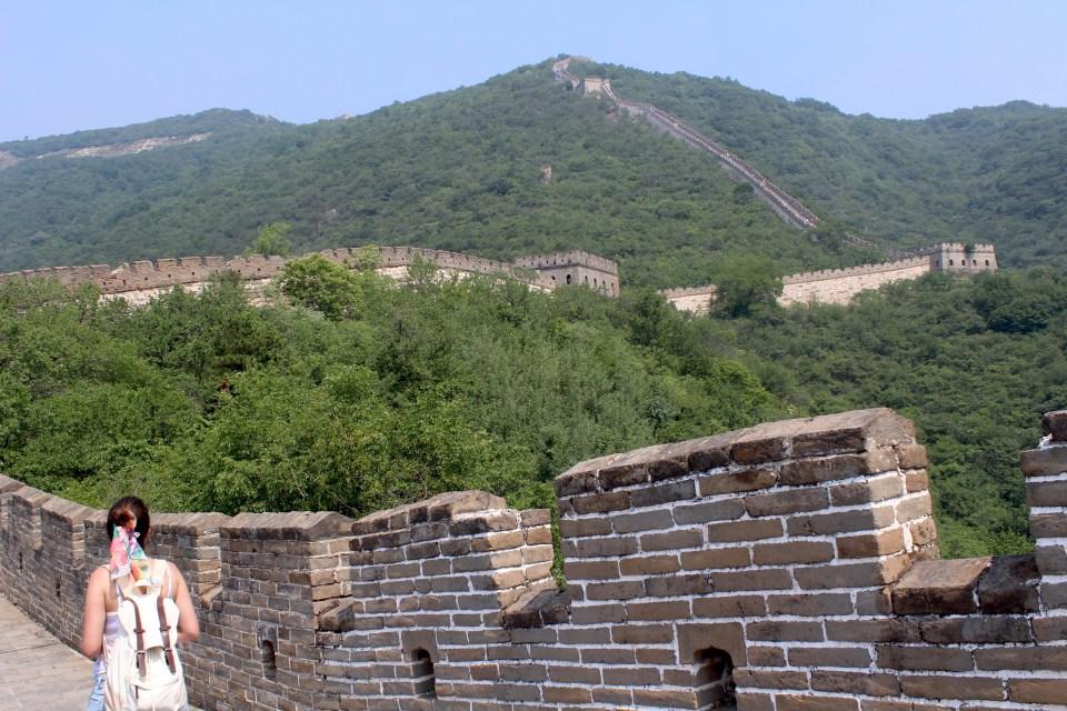 Mutianyo Wall China