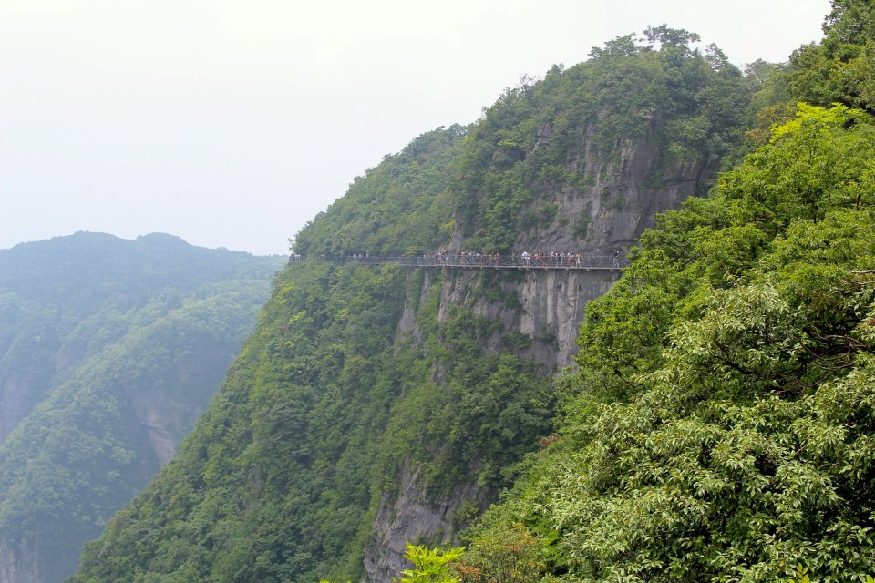Tianmen Mountain 15