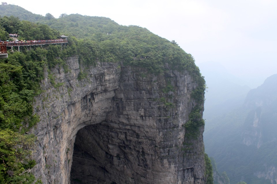 Tianmen Mountain 16