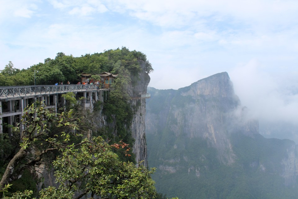 Tianmen Mountain 6