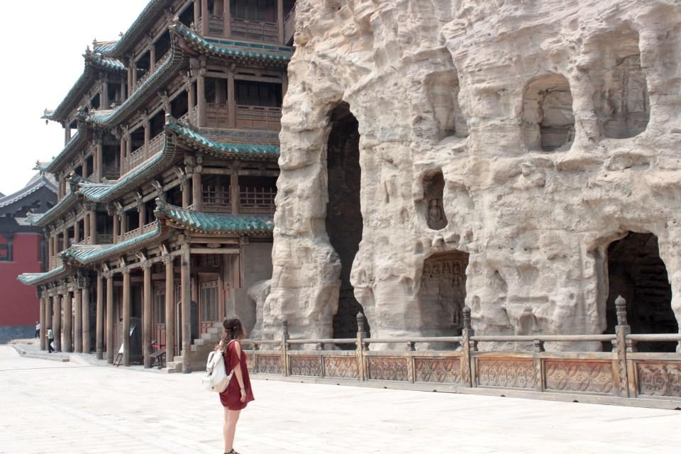 Yungang Grottoes 6