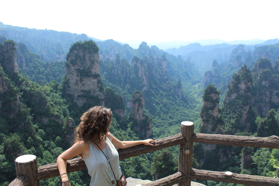 Zhangjiajie National Park 4