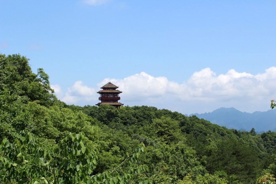 Zhangjiajie Wulingyuan 4
