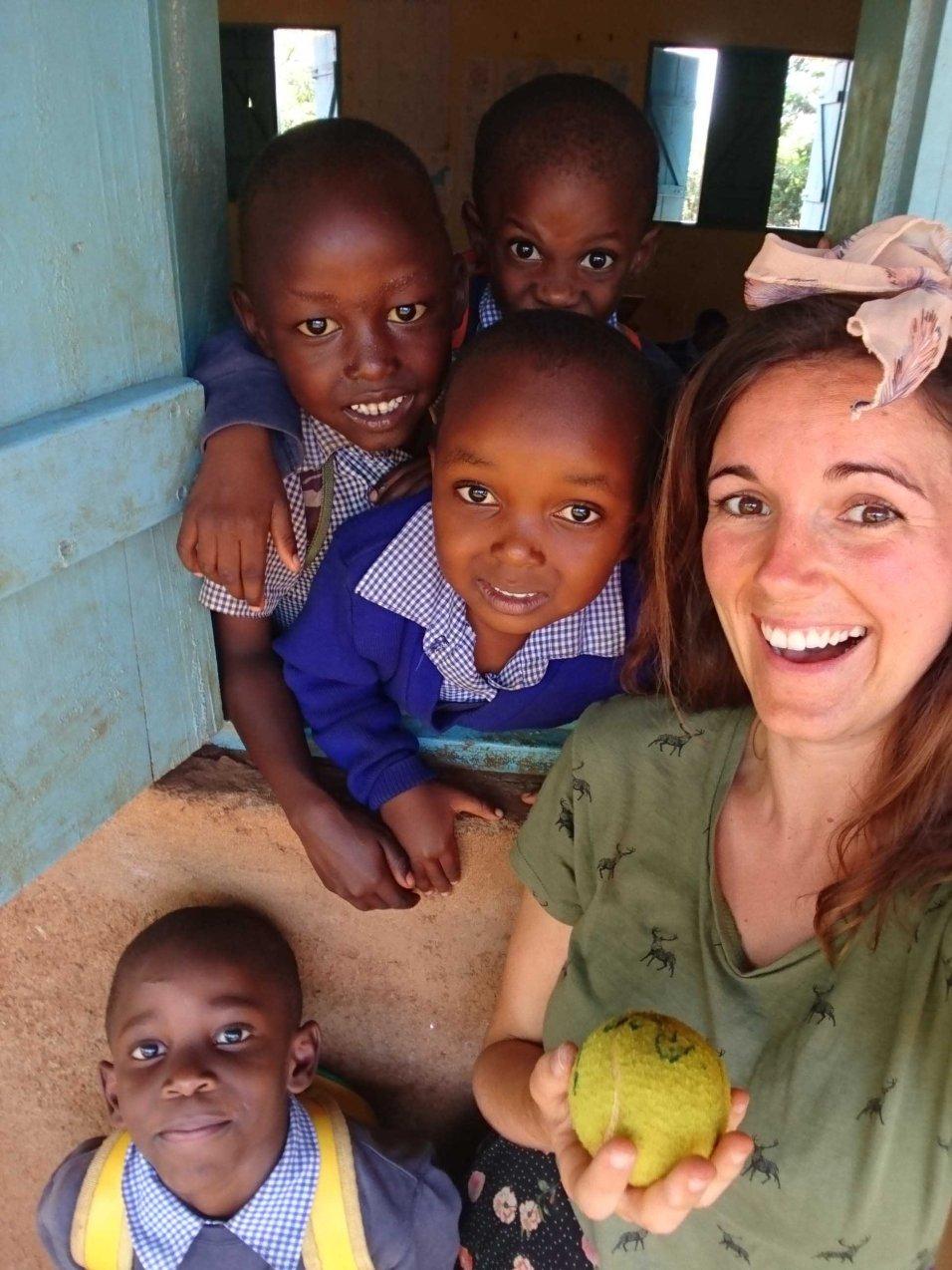 Volunteer Africa Nursery School Tanzania 1