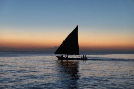 Sunset Zanzibar