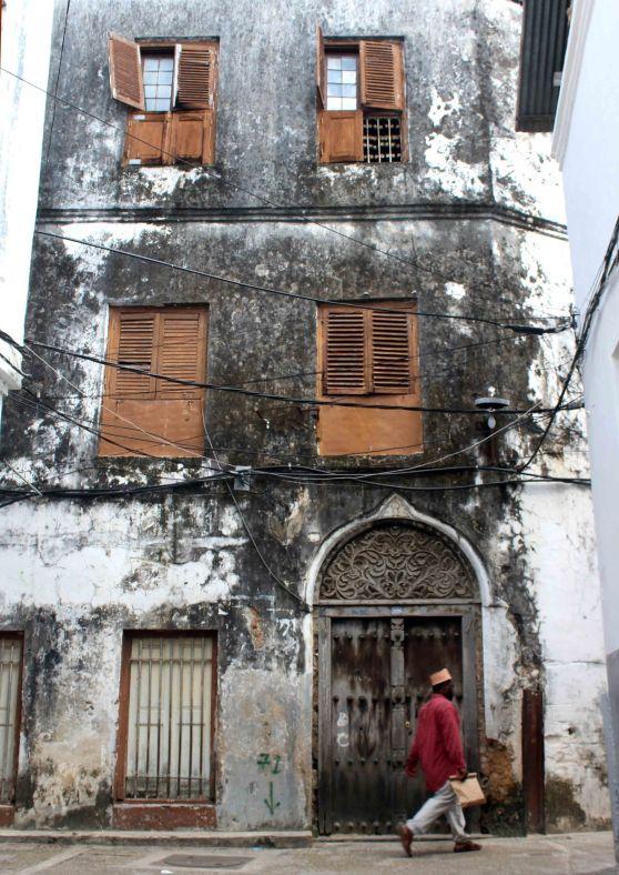 Zanzibar - Stone Town - Indian Door 3