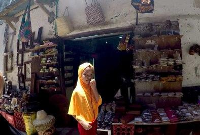 Zanzibar shop