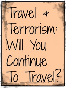 Travel and terrorism