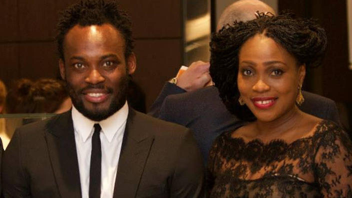 Image result for michael essien wife buys club