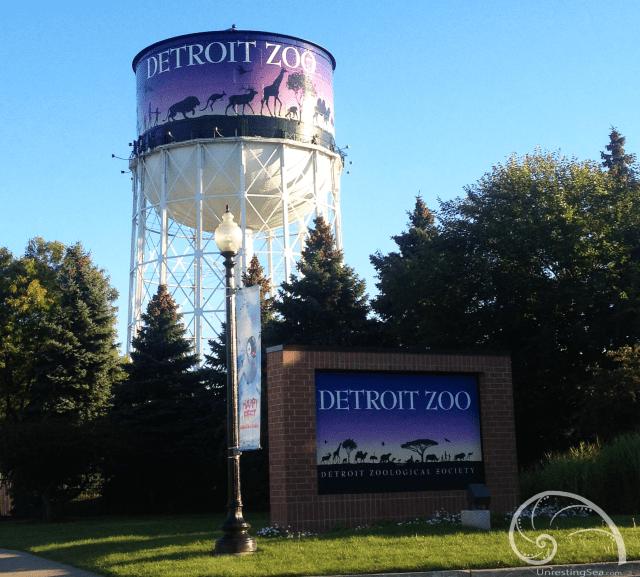 Detroit-Zoo-Sign