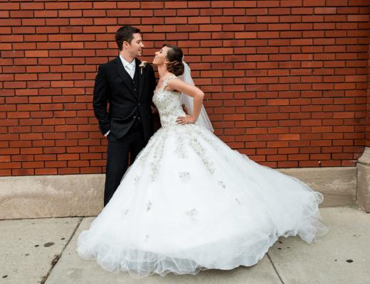 Amand and Eric wedding.