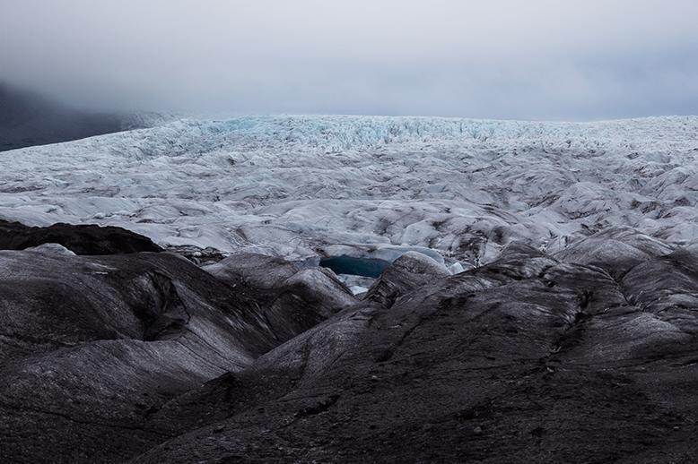 Ice Cave views