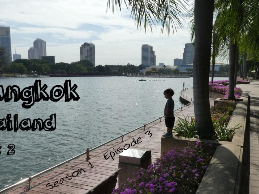 Bangkok with Baby