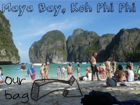 Our bag Koh phi phi