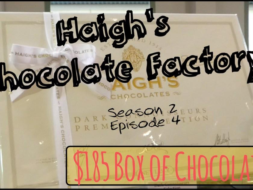 Haighs chocolate