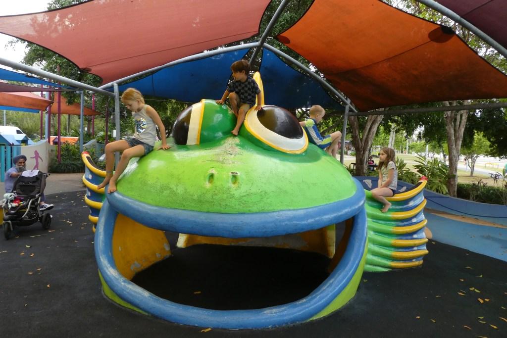 Muddy's Playground Cairns