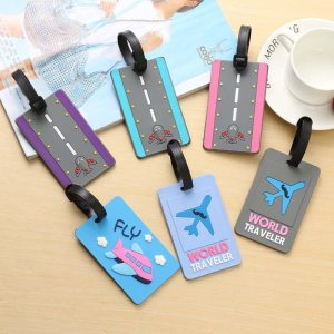 LITTLE TRAVELER LUGGAGE TAG
