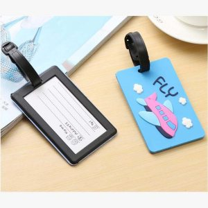 2 Fly - LITTLE TRAVELER LUGGAGE TAG