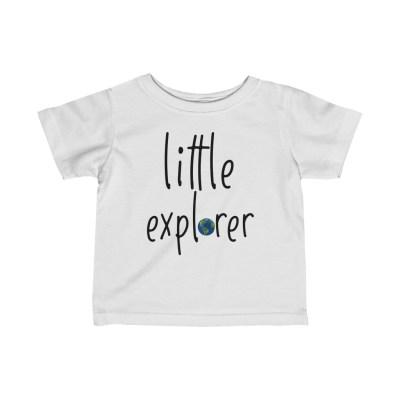 Little Explorer | Infant Tee