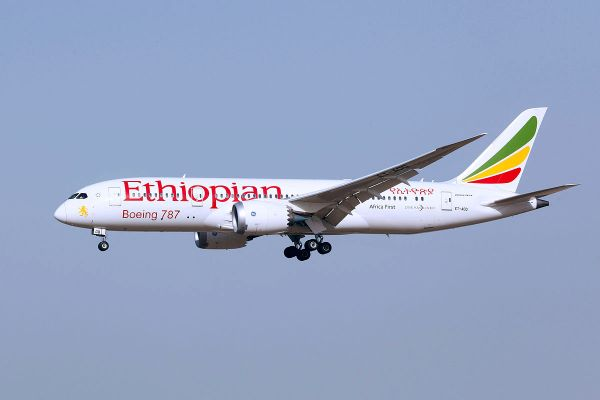 Ethiopian Airlines announces Oslo The World of Aviation