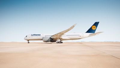 Image copyright: Lufthansa