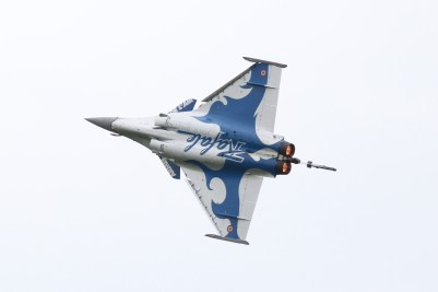 Afterburners on!