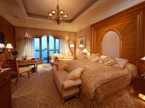 Emirates Palace Hotel suite