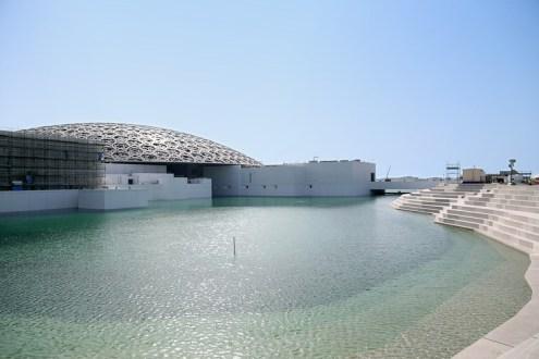 Louvre Museum of Abu Dhabi