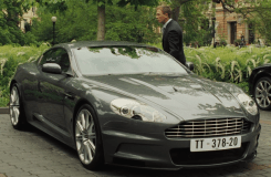 The DBS in CASINO ROYALE