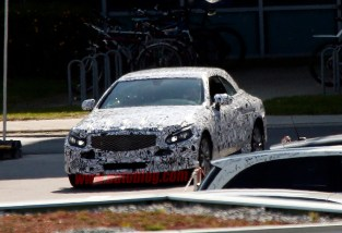 2016 Mercedes-Benz C-Class Cabriolet (A205)