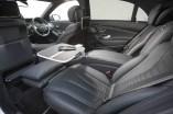 Mercedes-Benz S 500 Plug-In Hybrid (UK-spec)
