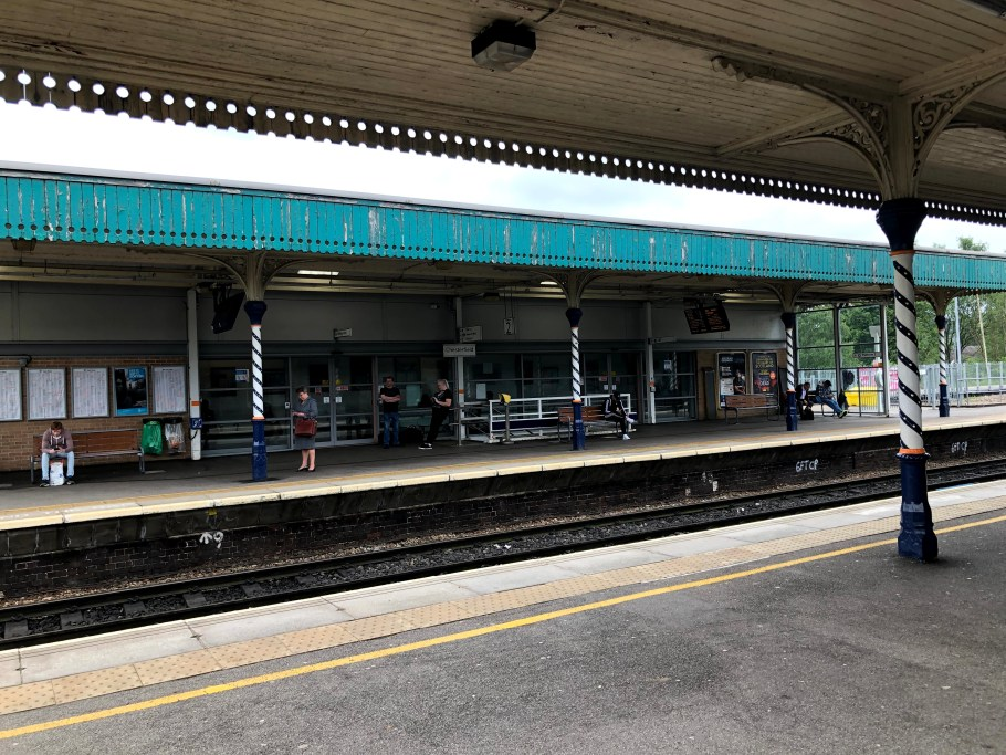 Chesterfield Rail Station