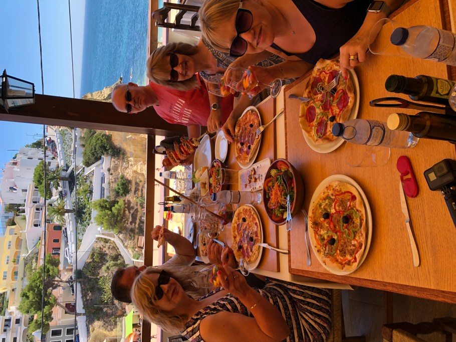 Lunch at Don Carvoeiro