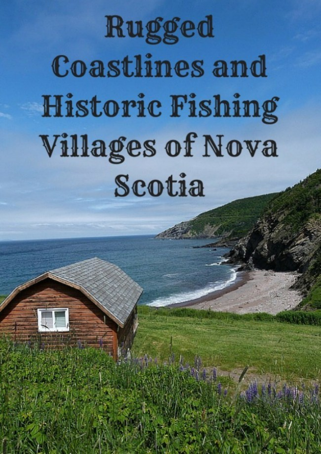 Rugged Coastlines and Historic Fishing Villages of Nova Scotia