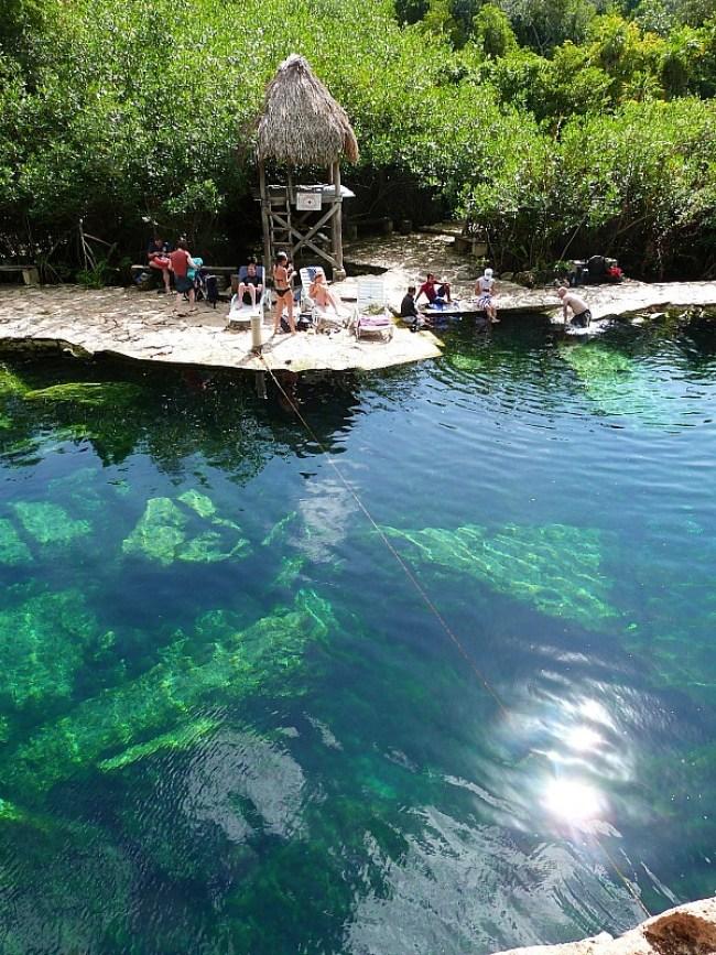 Cristalino Cenote, Yucatan, Mexico