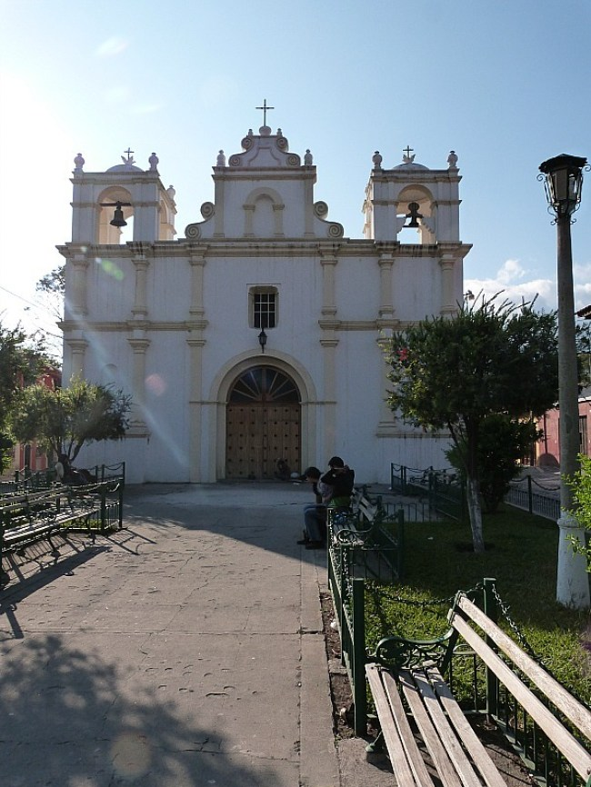 Church in Antigua, Guatemala