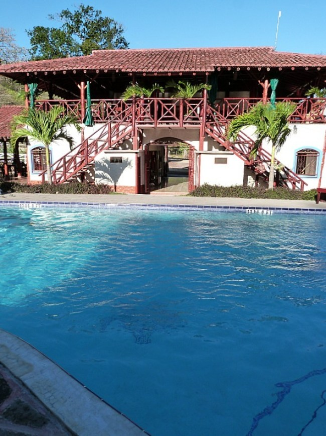 Eco Resort in Playa Maderas, Nicaragua