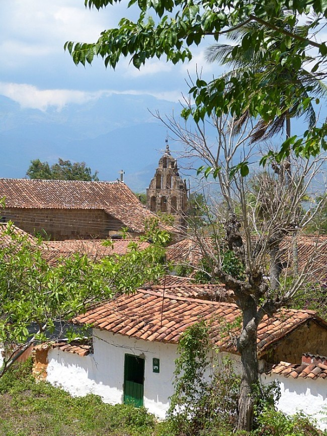 Barichara in Colombia