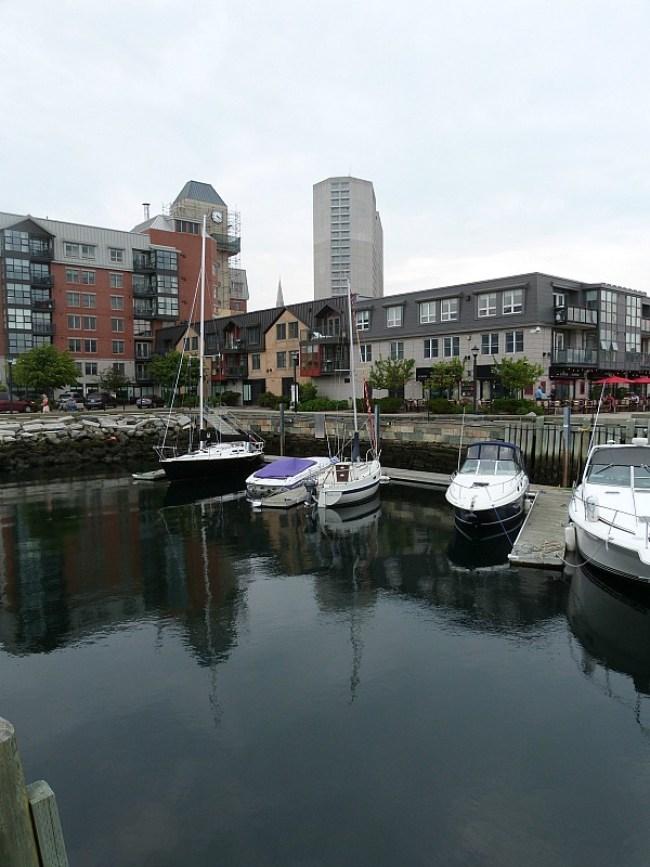 Harbour in Halifax, Nova Scotia