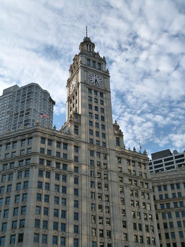 Gothic architecture in Chicago