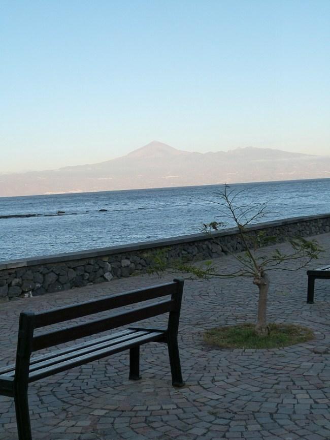 Waterfront in San Sebastian de la Gomera on La Gomera in the Canary Islands of Spain