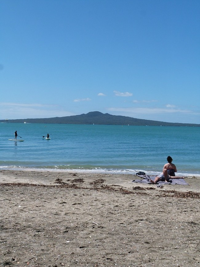 Swimming at Auckland' city beaches - one of the Best Days out in Auckland New Zealand