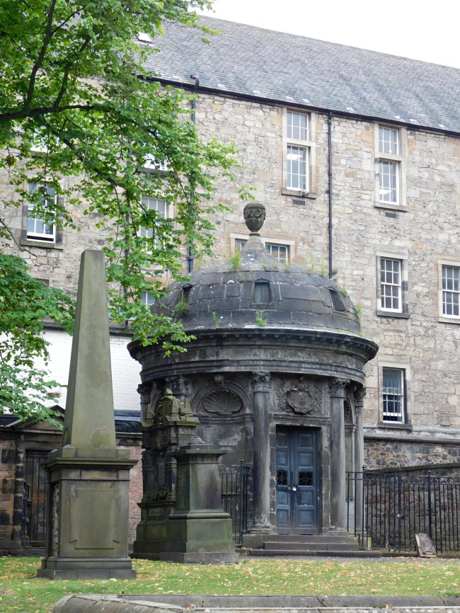 Greyfriars Kirkyard in Edinburgh - one of the best cemeteries to visit around the world